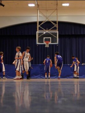 7th Grade Floor Shot